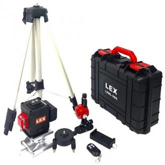 Лазерный уровень LEX LXNL-3DG