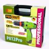 Шуруповерт аккамуляторный Procraft PA12 PRO DFR