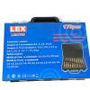 Набор сверл LEX LXC1700