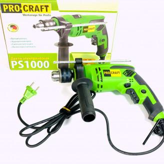 Дрель Procraft PS-1000