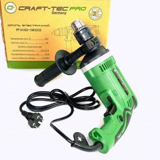 Дрель Craft-tec PXID-1200