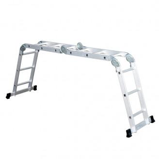 Лестница шарнирная Кентавр 4х3 (0.89м)
