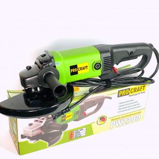Болгарка Procraft PW2300