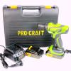 Шуруповерт аккамуляторный Procraft PA18Pro
